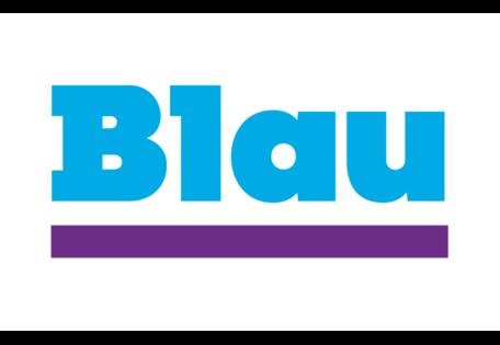 Blau Handy-Aufladung